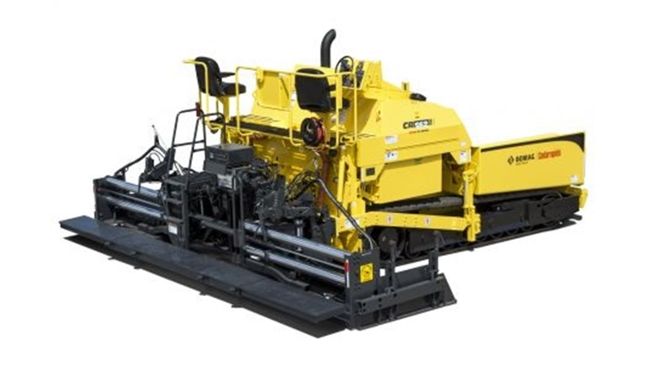 BoMag Pavement Paver